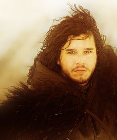 "Jon Snow would make the perfect Perrin in Robert Jordan's ""Wheel of Time"" series."