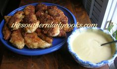 This chicken tenders are a family favorite. These breast strips with the sauce make for a great main dish for any meal. Perfect to make on a busy night Homemade Honey Mustard, Honey Mustard Sauce, Savoury Dishes, Food Dishes, Main Dishes, Side Dishes, Appetizer Sandwiches, Appetizers, Creamy Italian Chicken