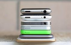 iPhone evolution #industrial_design #product_design