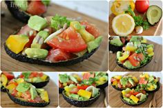 Avocado Salad