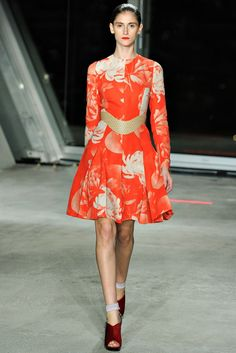 Jonathan Saunders Fall 2012 Ready-to-Wear Collection Photos - Vogue