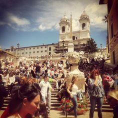Ispanyol merdivenleri/ roma