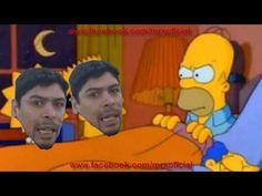 Sacate la mochila!- Los Simpson (VIDEO ORIGINAL)