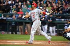 Los Angeles Angels vs. Seattle Mariners - Photos - April 08, 2015 - ESPN