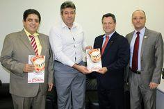 FENAPEF - Diretores da Fenapef cumprem agenda política