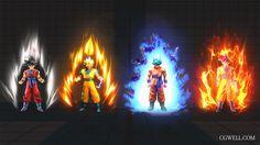 龙珠之孙悟空超神进阶 - 游戏特效 - CGwell CG薇儿论坛,最专业的游戏特效师,动画师社区 - Powered by Discuz!