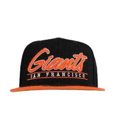 bf2a79fb4 American Needle Sports Scripter Snapback Hat - San Francisco Giants  27.00   americanneedle  sanfrancisco  giants