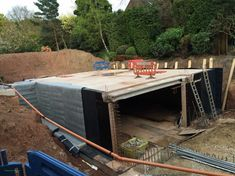 Image result for residential underground garage