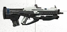 Very little is known about this assault rifle other than its name.