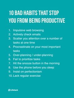 If You Want To Lead A Productive Life, You'd Better Beware Of These Notorious Time Thieves
