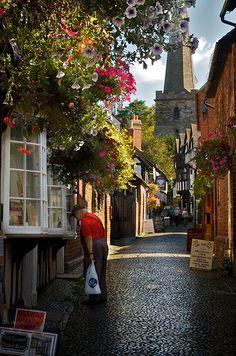 Ledbury, Hertfordshire, England ~ Very near to home...   ᘡղbᘠ