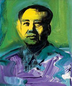 Andy Warhol (1928-1987)   Mao   Christie's
