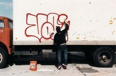 THROW-UPS — street5truck: Vain