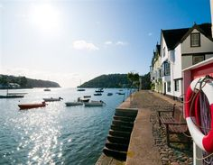 Dartmouth historic Bayard's Cove, looking out to sea. #Dartmouth https://www.facebook.com/bythedart