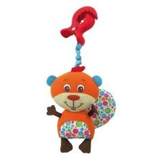 Adorable clip on beaver has pull down jitter, rattle and crinkly texture tail. Features will stimulate baby's curiosity and encourage development of fine motor skills. My Baby Girl, Baby Love, Car Seat And Stroller, Developmental Toys, Baby Games, Toddler Toys, Pet Shop, Christmas Ornaments, Holiday Decor