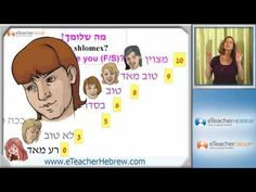 Learn Hebrew - lesson 18 - Introducion Vocabulary | by eTeacherHebrew.com