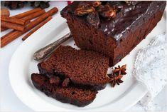 Piernik z powidłami - I Love Bake Polish Recipes, Food And Drink, Baking, Cakes, Fit, Christmas, Kuchen, Xmas, Cake Makers