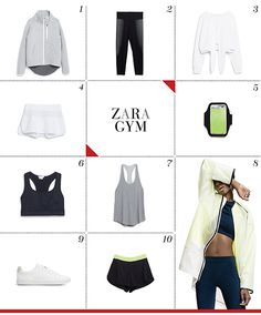 Sensible living with style: *FRIDAY FRUGAL FINDS* Zara Gym