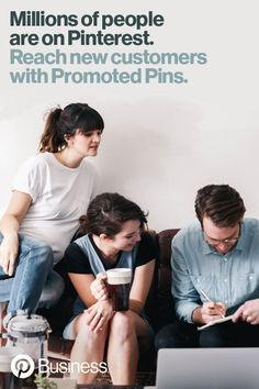 You're a perfect match for our Pinterest Propel team! With Pinterest Propel, you'll get paired with your very own Pinterest expert—we'll help you reach your goals by providing free advice on best practices, creative, targeting and ad measurement. We can't wait to get to know you, so sign up today!