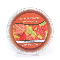 Autumn Leaves® : Easy MeltCup : Yankee Candle