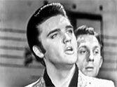 Rare Vintage Performance of Elvis Presley Singing Gospel - Peace in the Valley