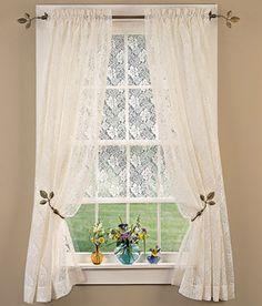 Window Over Radiator Curtain Solution