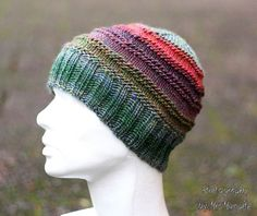 Plus Hat Knitting pattern suitable for by KnitographyByMumpitz