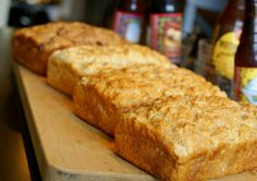 How-To: Beer Bread Four Ways