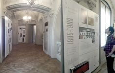 Museo de la Legislatura on Behance