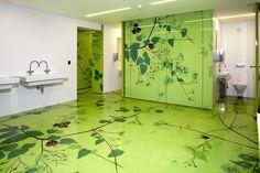 Dorthe Mandrups renovering af Munkegårdsskolen af Arne Jacobsen