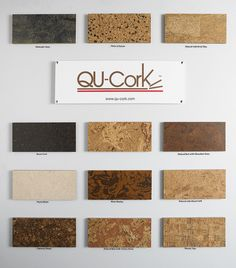 cork can be used in virtually any space - here a fabulous kitchen