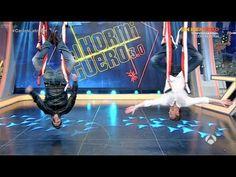 yogacreativo.com: Yoga Aéreo 2016: El Método AeroYoga® by Rafael Martinez en Televisión Española