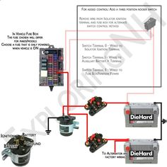 dual battery setups trucks pinterest jeeps cars and car audio rh pinterest com Dual Battery Setup jeep jk dual battery wiring