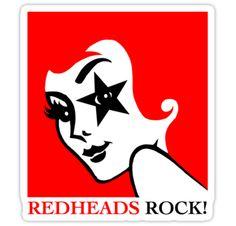 RedHeads Rock...