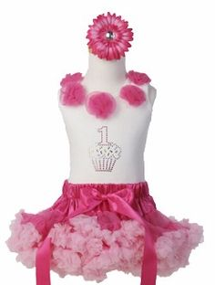 Cute 1st Birthday outfit