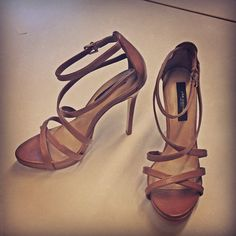strappy sandals perfect for Spring