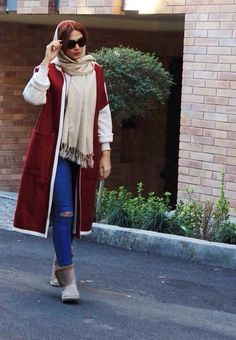 iran-tehran-fall-fashion- Iranian women fashion trend