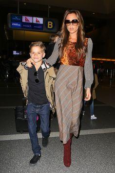 Do't estilo en el aeropuerto .   <3 Romeo!