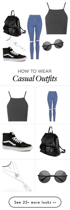 """""""Casual outfit"""" by fetusclifford on Polyvore"""
