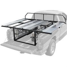 ATV Carrier & Rack System - 2,000 lb Capacity