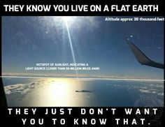 Flat earth                                                                                                                                                                                 More
