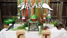 Dinosaurs Birthday Party Ideas | Photo 14 of 18