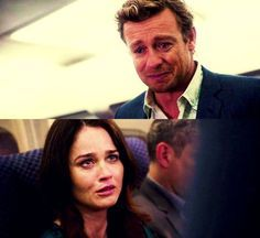 """""""The truth is that I love you""""   said Patrick Jane <3"""