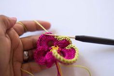 Häkelanleitung Lachende Sonnenblumen Sunflowers Crochet And