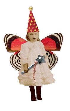Freebie Fairy from lisas altered art Diy And Crafts, Arts And Crafts, Paper Crafts, Collage Sheet, Collage Art, Vintage Christmas, Christmas Crafts, Vintage Birthday, Vintage Ephemera
