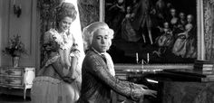 Mozart judging you. The one fangirling in the back with the goofy grin would be me