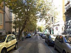 Vomero: riaperta al traffico veicolare via Merliani   Report Campania