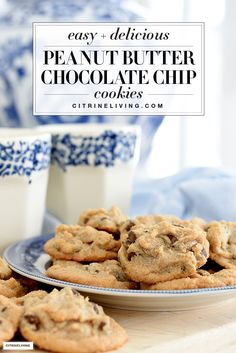 Mini Desserts, Cookie Desserts, Chocolate Peanut Butter Cookies, Chocolate Cookie Recipes, Quick Cookies, Yummy Cookies, Oreo Dessert, Delicious Cookie Recipes, Baking Recipes