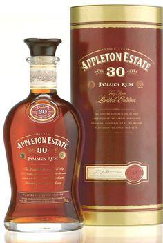 Jamaican Famous Appleton Estate Rum