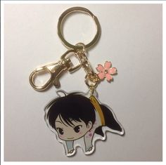 Chibi Yuzu keychain - fanart by me ^^ You can buy it if you like it! It's for charity, for the victims of 2011 tsunami.... Go to: http://sendaid.tumblr.com/post/115042649714/we-regret-to-announce-that-all-of-our-yuzuru-hanyu
